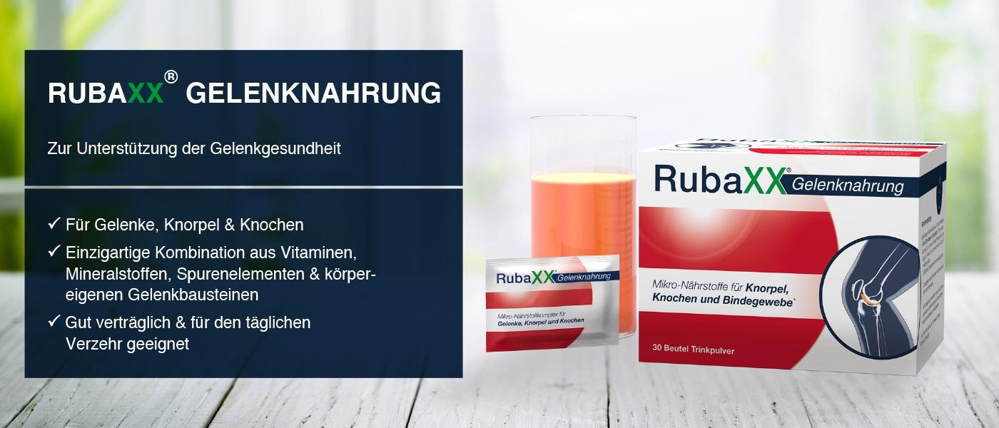 RubaXX Gelenknahrung