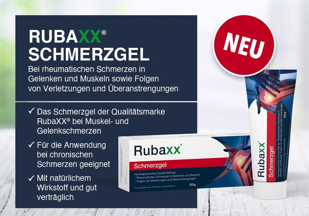 Rubaxx Schmerzgel