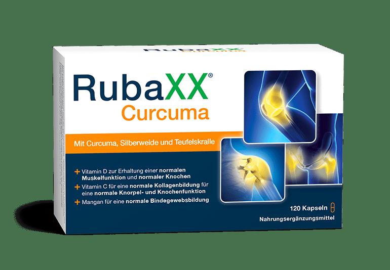 Rubaxx Curcuma 60er